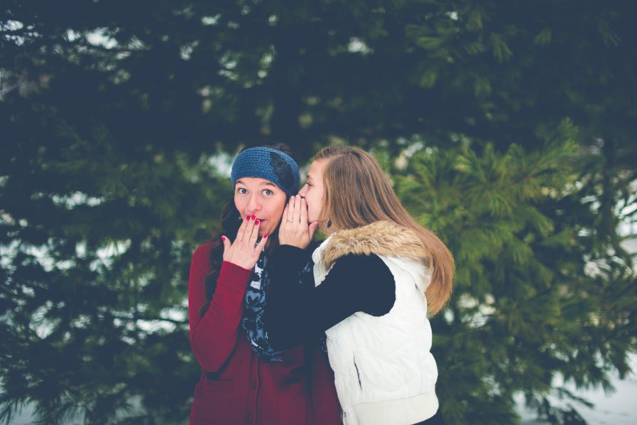 factors to consider before sharing secrets in a relationship